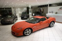 Chevrolet Corvette 6.2 Grand Sport targa