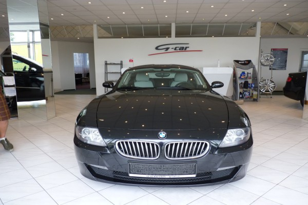 BMW Z4 3.0 si Coupe#G-car.cz