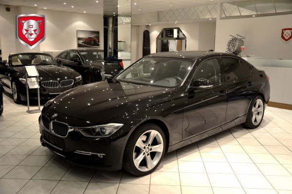BMW 320d #135kW Aut. G-car