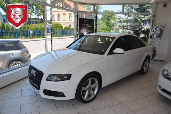 Audi A4 2.0 TDI BlackEdition