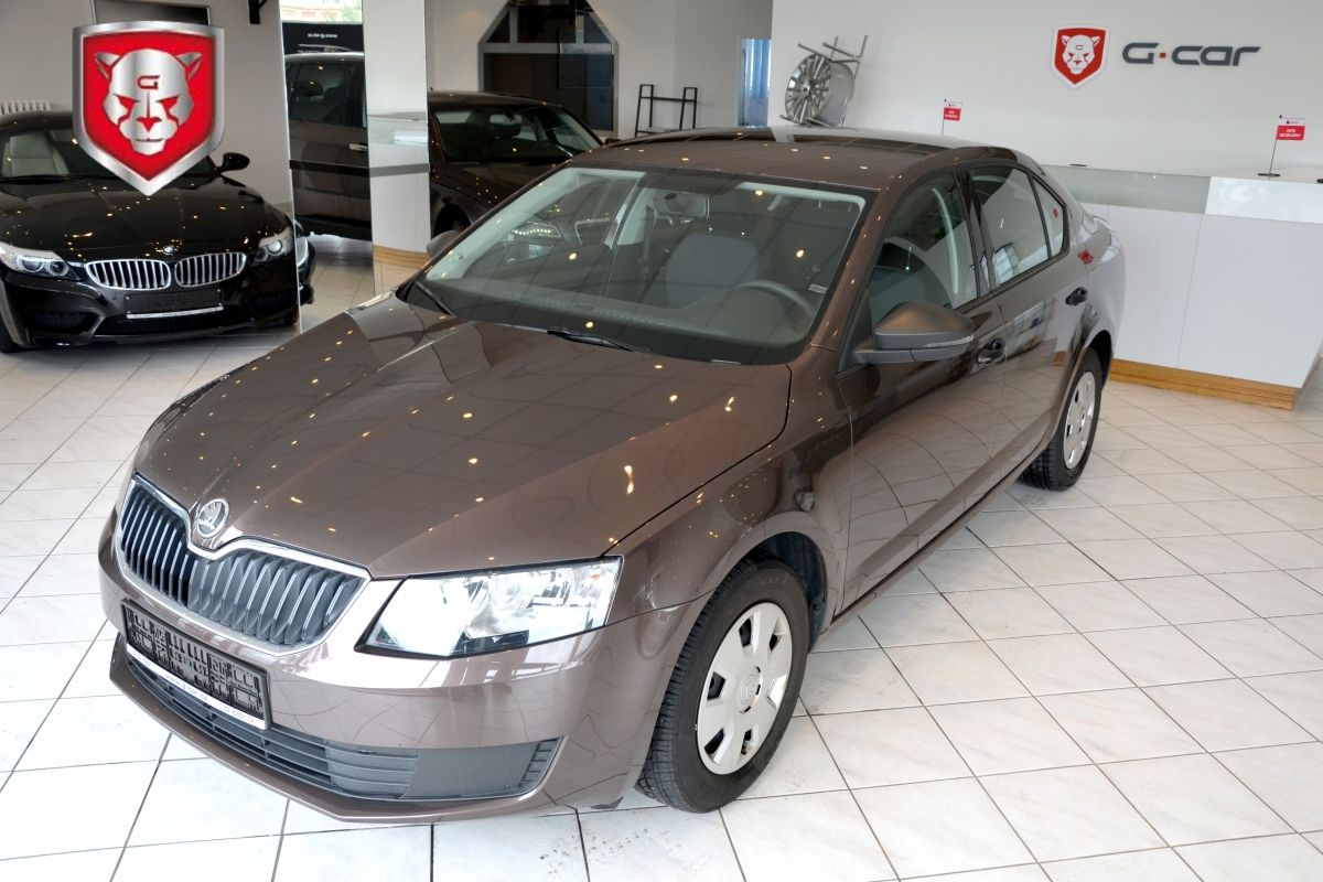 Škoda Octavia 1.2 TSI Active PLUS