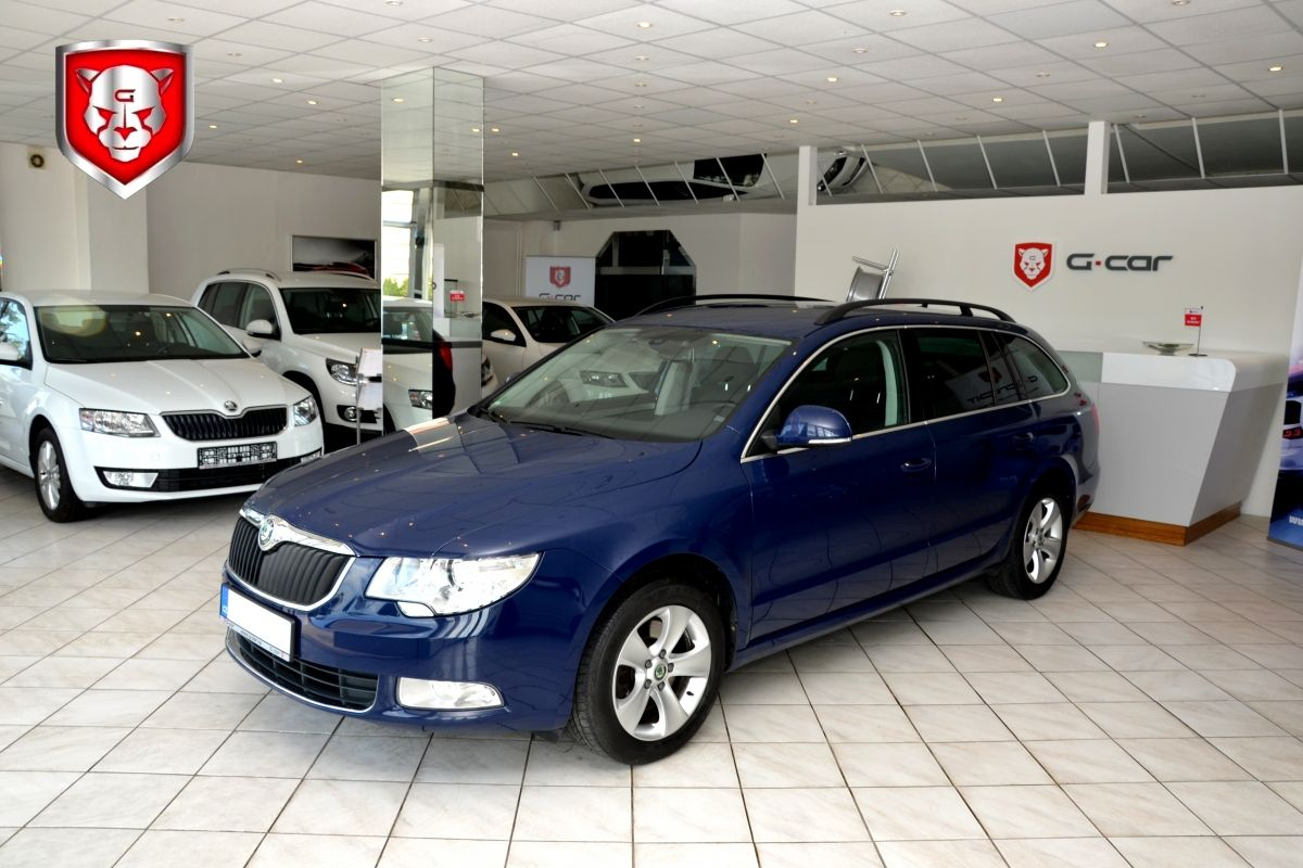 Škoda Superb 2.0 TDI Ambition 4x4