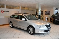 Škoda Superb II 2.0 TDi Ambition combi