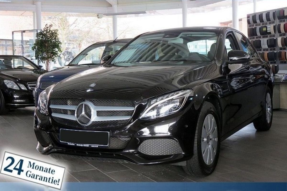 Mercedes-Benz C 220 d Navi/LED/ILS/Parkass.