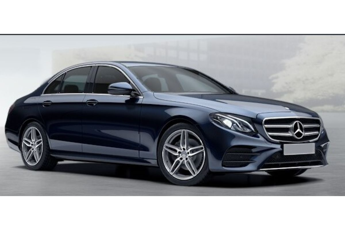 Mercedes-Benz E 220d 4MATIC