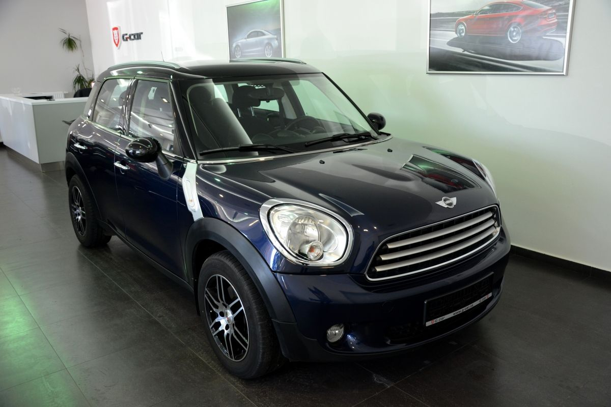Mini Countryman 1,6 D 4x4