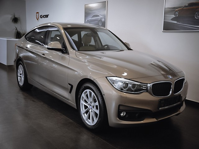 BMW 330d GT xDrive, Advantage