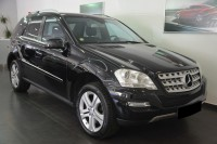 Mercedes-Benz ML 350CDI, 170kw AIRMATIC