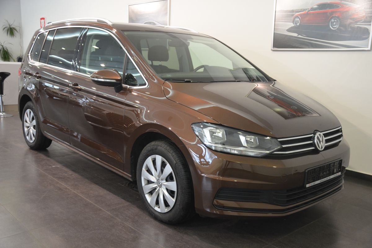 Volkswagen Touran 2.0TDI BlueMotion