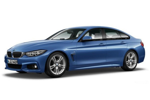 BMW 42.0 xDrive M-sport Grand Coupe