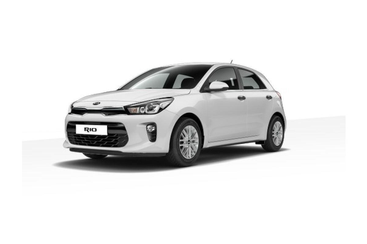 Kia Rio YB 1,4 CVVT 6AT EXCLUSIVE 2019
