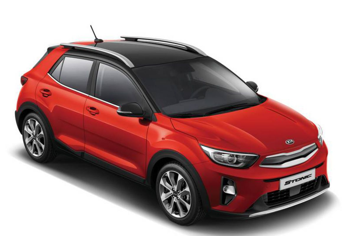 Kia Stonic 1.4CVVT EXCLUSIVE 6AT