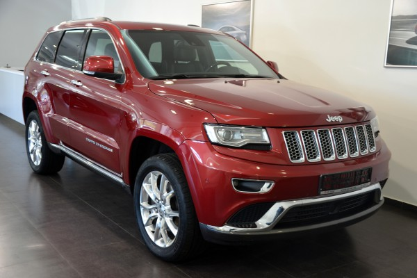 Jeep Grand Cherokee 3,0 CRD, Summit 4x4