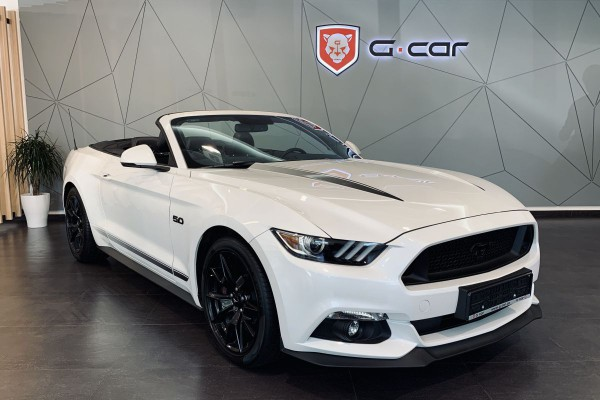 Ford Mustang 5.0 V8 GT - Black Shadow *EU*
