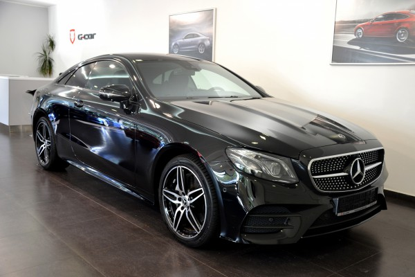 Mercedes-Benz E 220d AMG 4Matic COUPE