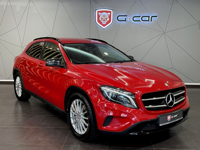Mercedes-Benz GLA 220CDI 4MATIC
