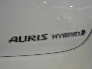 Toyota Auris 1.8 Hybrid e-CVT Executive