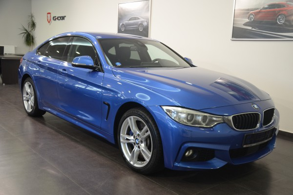 BMW 430d GC xDrive M Sport