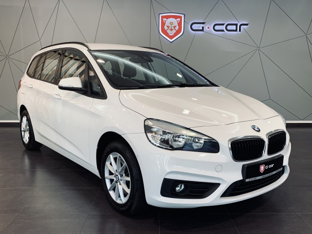 BMW 218i Gran Tourer Advantage *AT*