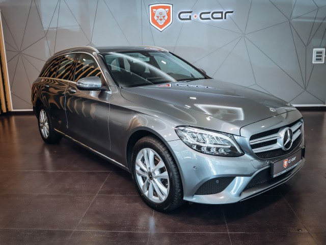 Mercedes-Benz C 220d 4MATIC kombi
