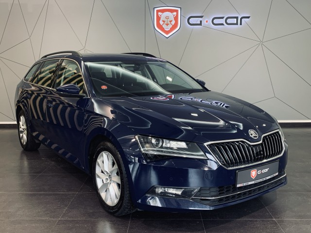 Škoda Superb kombi 2.0TDI Ambition, 110kW