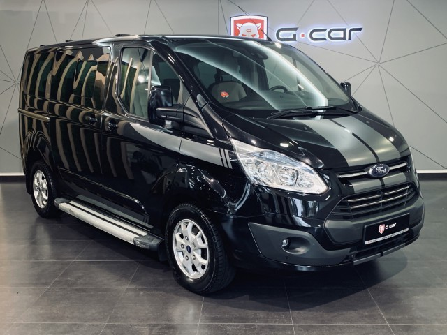 Ford Tourneo Custom 2.2 TDCi Titanium L1