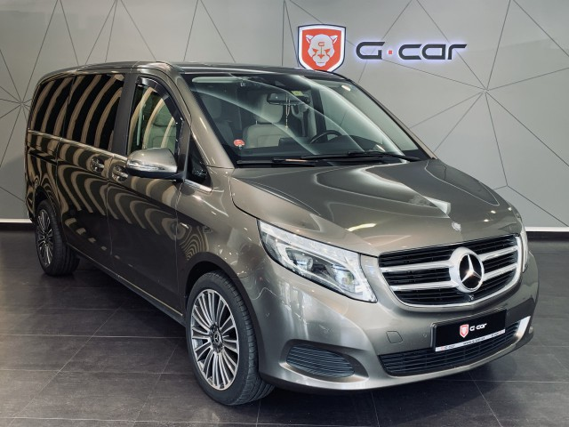 Mercedes-Benz V 250d L Avantgarde, COMAND