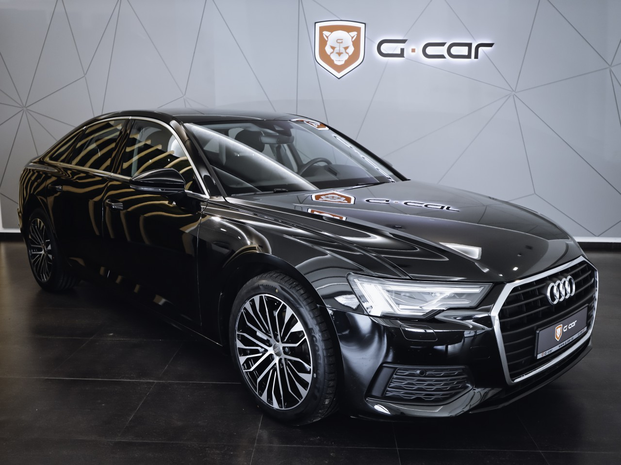 Audi A6 2.0 TDI 150 kW LED MATRIX