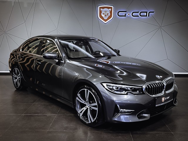 BMW 320d xDrive Luxury Line *TOP*